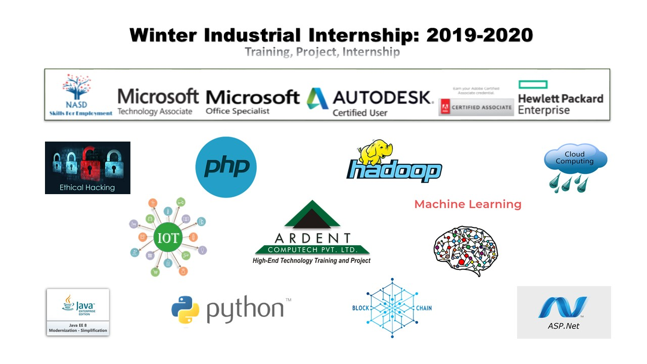 Winter Training in Kolkata | Industrial Training